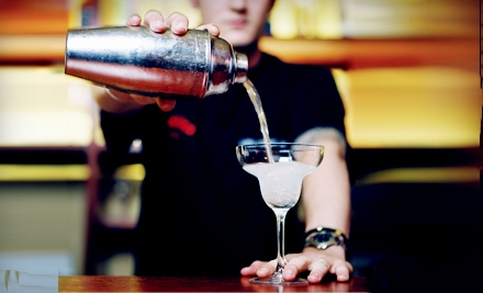 $299 for a 32-Hour Bartender-Certification Course at ABC Bartending School ($995 Value)