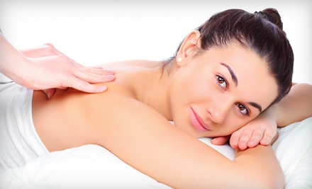 One-Hour Swedish or Deep-Tissue Massage at Right As Rain Massage Therapy in Bristol (51% Off)
