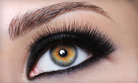 $99 for Eyelash Extensions at Peachy Keen Studio in Allen ($250 Value)