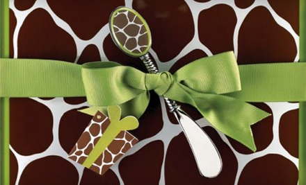 Women's and Children's Apparel, Accessories, and Gifts at Sassy Safari (Half Off). Two Options Available.