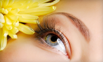 Natural Look, Mascara Look, or Diva Look Xtreme Eyelash Extensions at The Body Remedy (Up to 72% Off)