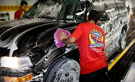 $13 for a Bay Breeze Car Wash at Bohemia Hand Wash (Up to $27.15 Value)