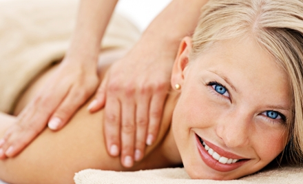 45-Minute Therapeutic or Hot-Stone Massage at Active Approach Chiropractic (Up to 51% Off)