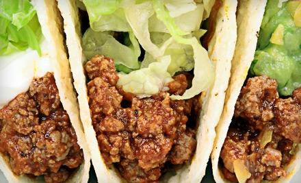 $12 for $25 Worth of Mexican Fare at Mi Casa Mexicana in Auburn