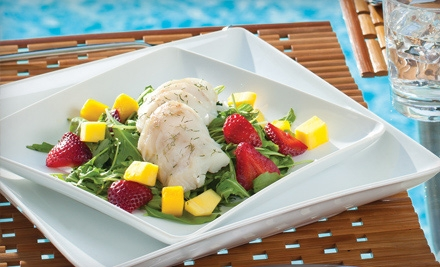 $29 for Three Healthy Meals and Two Snacks from The Fresh Diet ($59.99 Value)