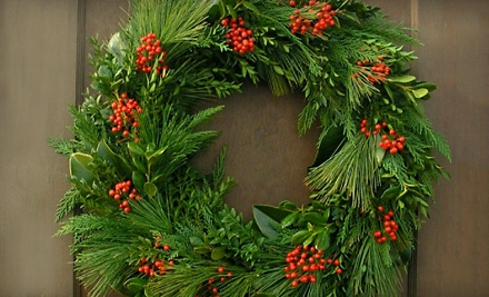 $20 for a Wreath-Making Workshop at Toms Creek Nursery and Landscaping in Denton ($40 Value)