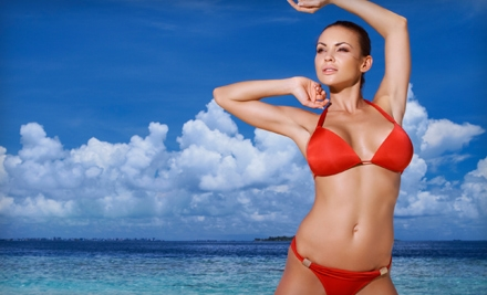 $38 for Two Double-Dip Spray Tans at Tan-talyzing Tan ($90 Value)