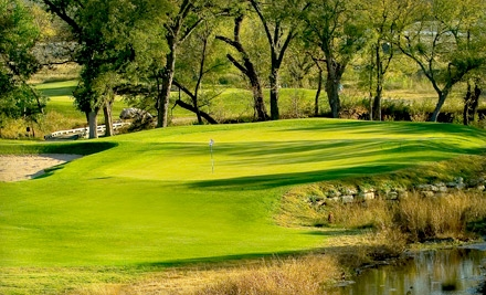 Golf Outing for Two on Monday–Thursday or Friday–Sunday at The Golf Club at Champion's Circle (Up to 54% Off)