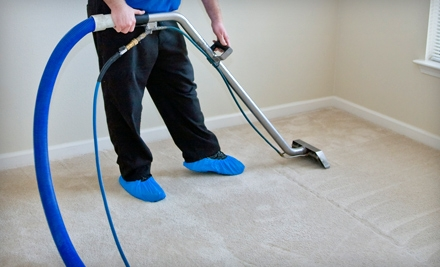 $75 for Carpet Cleaning for Three Rooms from All Star Tile & Grout Restoration (Up to $168.75 Value)