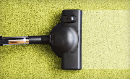 $69 for Carpet Cleaning for Three Rooms and Hallway from Rick's Knock-Out Carpet Cleaning ($140 Value)