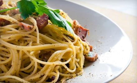 $25 for $50 Worth of Authentic Italian Cuisine at Casa Rina of Thornwood