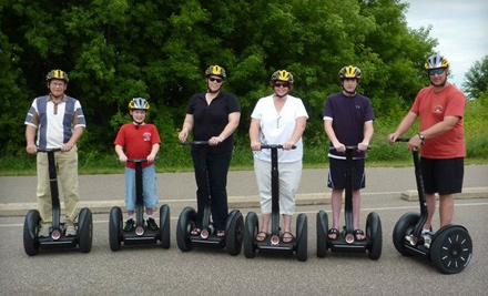 $35 for a Two-Hour Nature or Historical Segway Tour from All American Segway in Daphne ($70 Value)