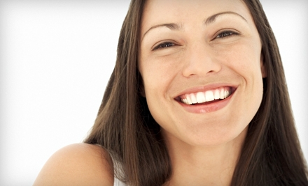 Zoom! Whitening Treatment or a Dental-Checkup Package at Cano Medical Dental in Pembroke Pines (Up to 79% Off)