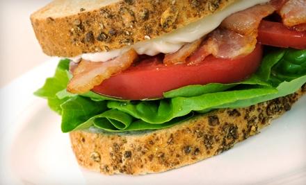 $10 for $20 Worth of Sub Sandwiches, Deli Fare, and Shakes at Hansen's Dairy and Deli