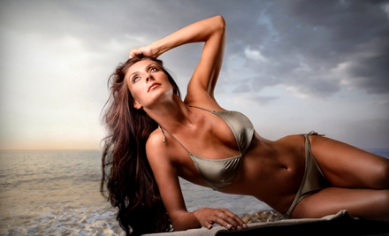 $19 for Two Spray-Tanning Sessions at Midnite Sun & Cruise ($50 Value)