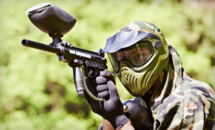 Paintball Outing with Equipment Rental for One, Two, Four, or Six at Brew City Paintball in Waukesha (Up to 76% Off)