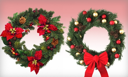 $75 for a Two-Hour Wreath-Making Workshop with Stuart Alexander at One Source Event Productions ($150 Value)