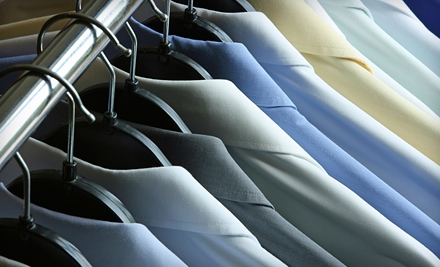 Dry-Cleaning or Alteration Services at Victoria Cleaners in Loma Linda (Up to 56% Off)