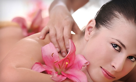 30- or 60-Minute Swedish or Deep-Tissue Massage from Laura Holt, LMT, in Waterville (Half Off)