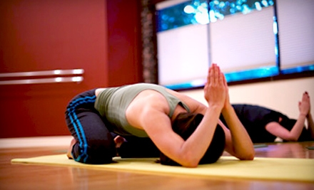 One or Three Months of Unlimited Yoga at Yoga NW (Up to 85% Off)