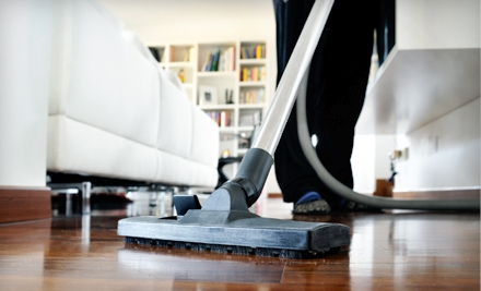 Two, or Three Two-Hour Housecleaning Sessions from Team One Maids (Up to 61% Off)