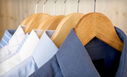 $15 for $30 Worth of Dry Cleaning at Emerald Cleaners