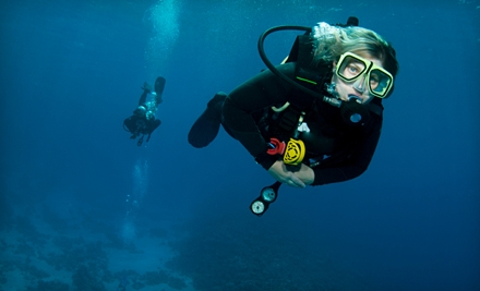 $189 for an Entry-Level Scuba-Certification Course at Midwest Aquatics in Overland Park ($395 Value)