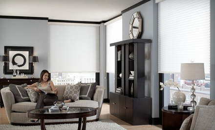 $99 for $300 Worth of Custom Window Treatments from 3 Day Blinds