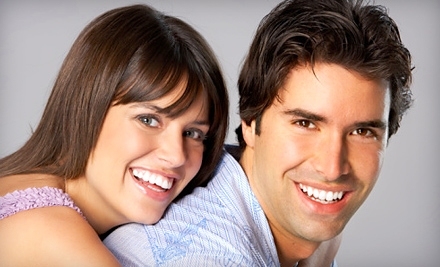 $99 for a 60-Minute Laser Teeth-Whitening Treatment at DaVinci Teeth Whitening in Plano ($357 Value)