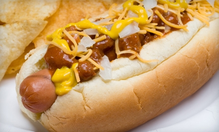 $10 for $20 Worth of Hot Dogs and Pub Fare at Capital Pub and Hot Dog Co.