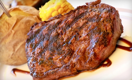 $10 for $20 Worth of Steak and Seafood at JoDean's Steakhouse and Lounge in Yankton