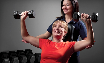 $39 for a Personal-Training Package at Fitness Together ($96 Value)