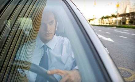 $25 for a Windshield-Crack Repair at Fastrac Glass Inc. ($59.95 Value)