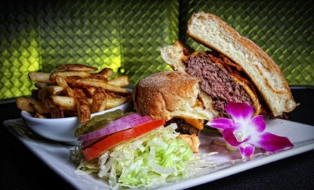 Contemporary American Meal for Two at 2nd Floor in Huntington Beach (Up to 57% Off). Three Options Available.