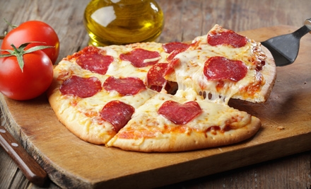 $10 for $20 Worth of Pizza and Pasta at Gina's Pizza & Italian Gourmet in Irmo