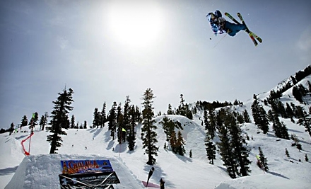 $15 for a Winter-Festival Outing for Two to Sacramento Ski & Snowboard Festival ($30 Value)