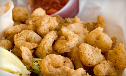 Pub Fare for Dinner or Lunch at Thumpers Old Towne Bar & Grille in Portsmouth (Half Off)