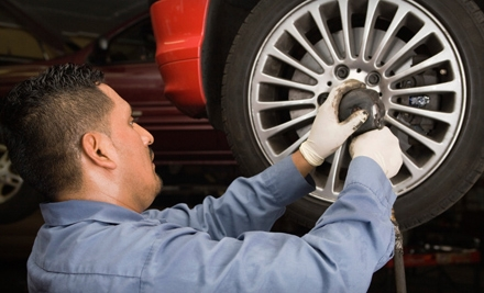$25 for $125 Toward a Set of Four Tires and Installation at Fletcher's Tire & Auto Service