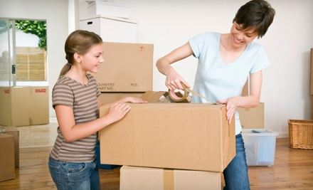 One or Two Hours of Moving Services from Welcome Home Moving Solutions (Up to 55% Off)