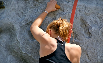 One-Day Gym Pass, Five Visits, or a One-Month Membership to The Front Climbing Club (Up to 61% Off)