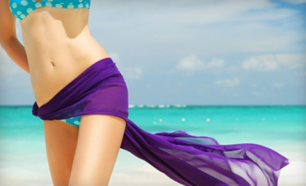 Hollywood Tans charlotteOne, Three, or One Month of Body Wraps at Hollywood Tans in Mooresville (Up to 60% Off)
