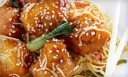 Two or Four Thai Lunch Combos or $10 for $20 Worth of Dinner at Lemongrass Asian Bistro