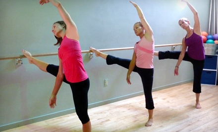 $35 for Five Barre Intensity or Spinning Classes at Vie Fitness & Spa (Up to $100 Value)