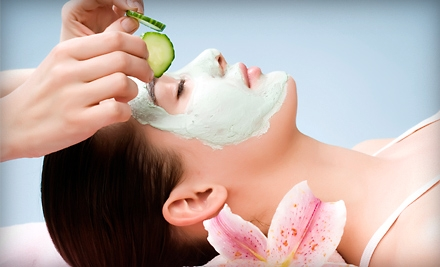 One or Three 50-Minute Facials at Aqua Medical Spa (Up to 58% Off)