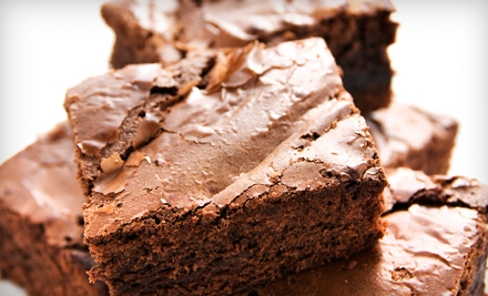 One-Dozen Cookies, Brownies, or Cupcakes at Bake Up in Bedford (Up to 67% Off)