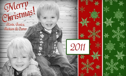 Holiday Photo-Shoot Package at Scott E. Thomas & Daughter Photography in Raytown (Up to 72% Off). Two Options Available.