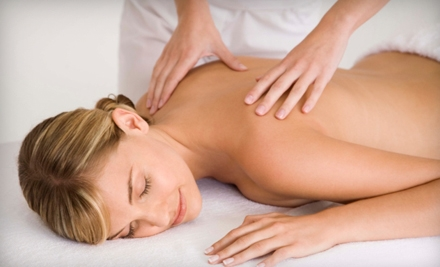 $49 for a 60-Minute Deep-Tissue-Massage Package at Spa Millennium & Health Care in Riverside ($130 Value)