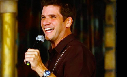 $20 for Outing for Two to See Dean Napolitano at the Louisville Improv on November 11 at 8 p.m. or 10:30 p.m. (Up to $47 Value)