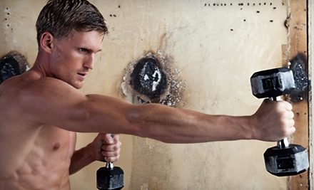 $25 for Three Classes at Barry's Bootcamp in Irvine ($55 Value)