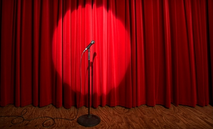 Two, Four, or Six Tickets to Funny Bone Comedy Club at Harrah's Casino in Tunica (Up to 71% Off)